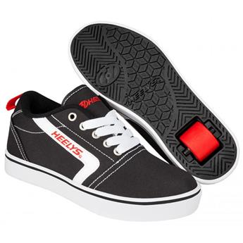 Chaussures à roulette HEELYS GR8 Pro (HE100215) Black/White/Red