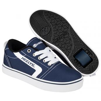 Chaussures à roulette HEELYS GR8 Pro (HE100216) Navy/White