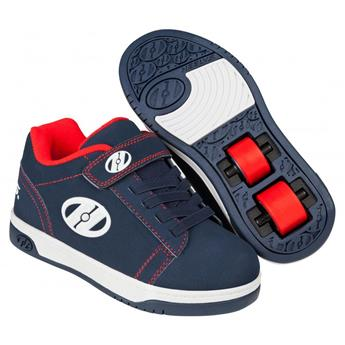 Chaussures à roulette HEELYS Dual Up X2 (HE100142) Navy/Red/White