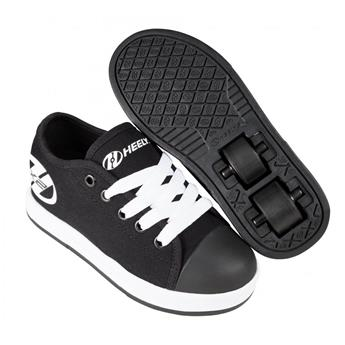 Chaussures à roulette HEELYS Fresh (HE100140) Black/White