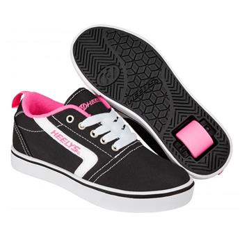 Chaussures à roulette HEELYS GR8 Pro (HE100220) Black/White/Pink