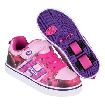 Chaussures à roulette HEELYS Bolt (770798) Pink/Purple/Space