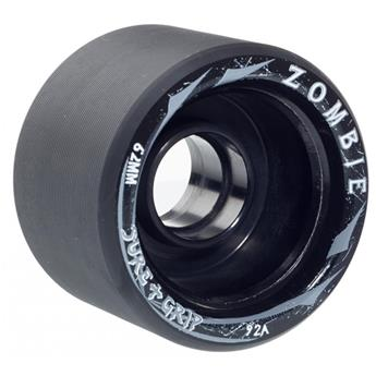 Roues Roller Quad (Pack de 4) SURE GRIP Zombie Max Black 62 MM 92a