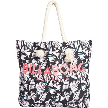Sac à Main BILLABONG ESSENTIALS TOTE 1810 FEATHER BLACK PEBBLE