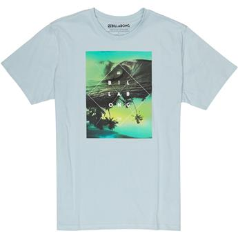 Tee Shirt BILLABONG CROSS SECTION TEE SS 22 SKY BLUE