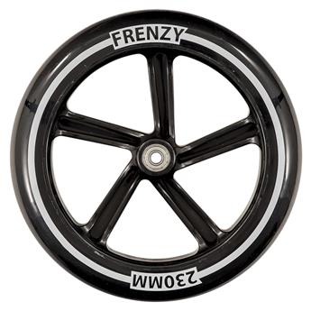 Roue Trottinette FRENZY Wheels 230mm Black