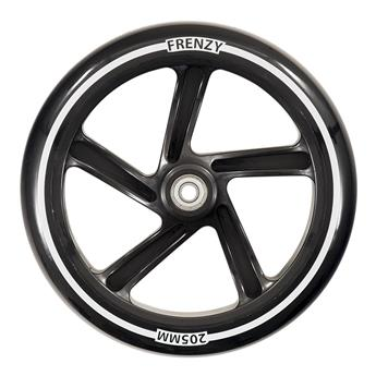 Roue Trottinette FRENZY Wheels 205mm Black