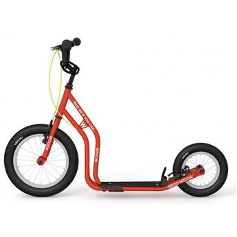 Trottinette tout terrain Footbike  Enfant YEDOO WZOOM Red