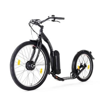 Trottinette electrique Footbike KICKBIKE E-CRUISER Max Black