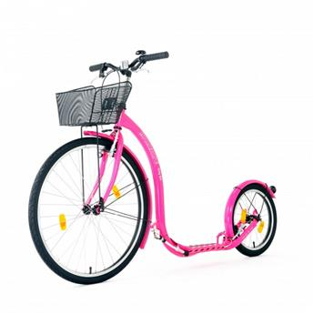 Trottinette urbaine Footbike KICKBIKE CITY G4 Rose