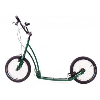 Trottinette Footbike MIBO MASTR 16/16 British Green