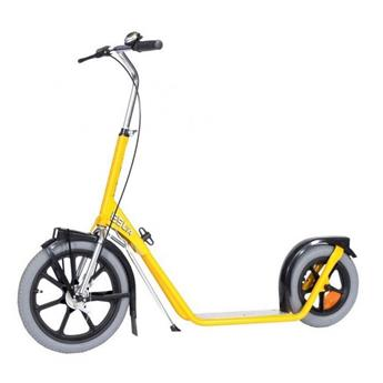 Trottinette Footbike ESLA STEP 4102 Jaune