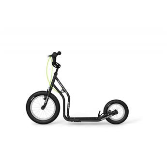 Trottinette tout terrain Footbike  Enfant YEDOO WZOOM Black