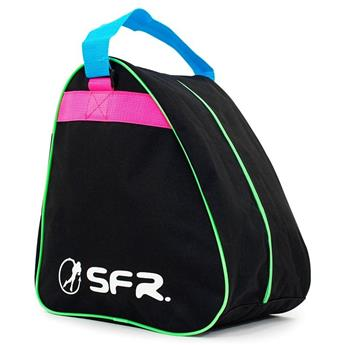 Sac de transport roller SFR Logo Boot Bag Noir Rose Vert Bleu