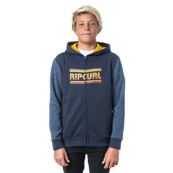 Veste Zip Enfant RIPCURL BIG MAMA HZ FLEECE 389 MOOD INDIGO