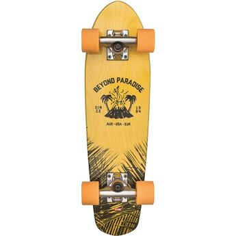 Skateboard Complet GLOBE Bantam Evo Yellow Blue Maple