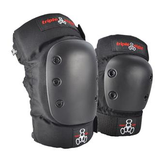 Accessoire Protection TRIPLE EIGHT Protector Set Elbow Knee Pads