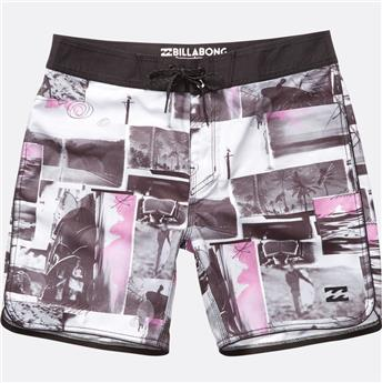 Boardshort MEMORIES OG 17 BILLABONG   Black