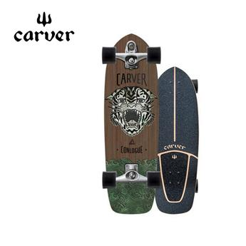 Skate Board Cruiser CARVER Conlogue Sea Tiger C7