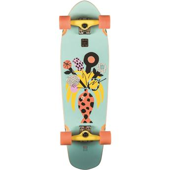 Cruiser skate GLOBE Big Blazer Palm Fish 32