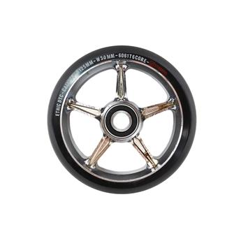 Roue Trottinette ETHIC DTC Roue Calypso V1.5 Chrome 125mm