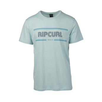 Tee shirt RIP CURL mama strokes 1080 light blue