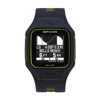 Montre RIPCURL SEARCH GPS SERIES 2 10 Yellow