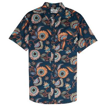 Chemise BILLABONG sundays floral 21 navy