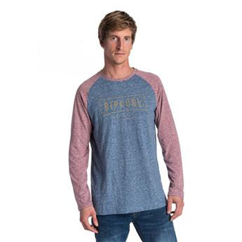 Teeshirt manche longue RIP CURL Stretched out L/S tee 4370 maroon