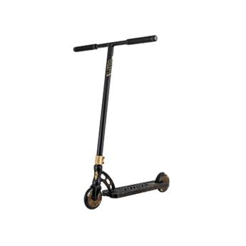 Trottinette Freestyle MADD VX9 Nitro Gold splatter