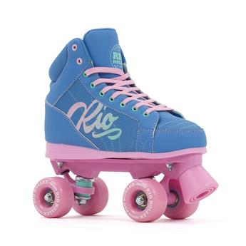 Patin Roller Quad RIO ROLLER Lumina Blue/Pink