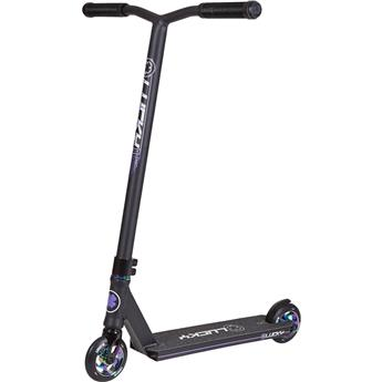 Trottinette Freestyle LUCKY SCOOTERS Crew Neochrome Noir