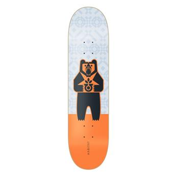 Deck Skateboard HABITAT Grizzly Logo Pricepoint 8.25´´x31.75´´