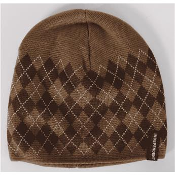 Bonnet INDEPENDENT preppy reversible khaki duty brown
