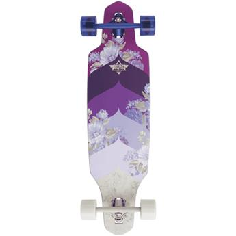 Skate Longboard DUSTERS CALIFORNIA wake bloom 34 pur