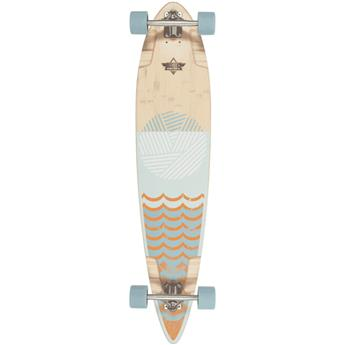 Skate Longboard DUSTERS CALIFORNIA ripple 44 orange baby blue
