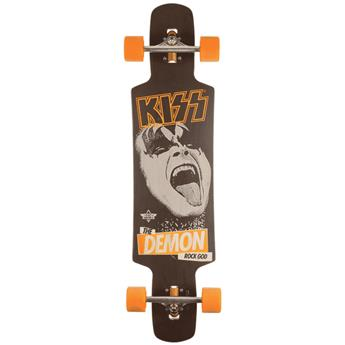 Skate Longboard DUSTERS CALIFORNIA kiss 38.5