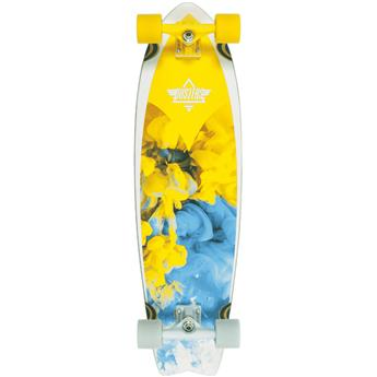 Skate Cruiser DUSTERS CALIFORNIA kosher retro 33 blue yellow