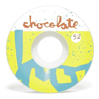 Roues skate CHOCOLATE (jeu de 4) 52mm early chunk