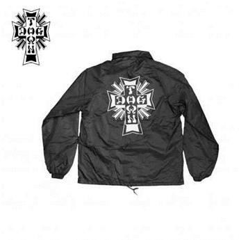 Coupe vent DOGTOWN x SUICIDAL cross windbreakers logo black
