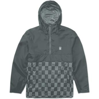 Veste ES LEAGUE PO ANORAK BLACK