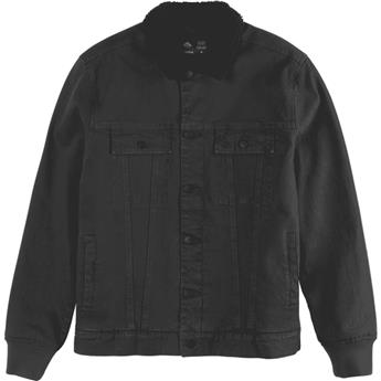 Veste EMERICA HERES JOHNNY JACKET BLACK BLACK