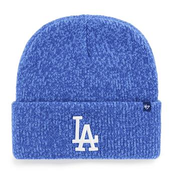 Bonnet 47 BEANIE MLB LOSANGELES DODGERS BRAIN FREEZ CUF KNIT ROYAL
