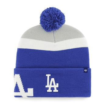 Bonnet 47 BEANIE MLB LOS ANGELES DODGERS MOKEMA CUFF KNIT ROYAL