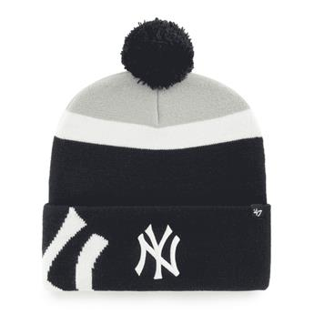 Bonnet 47 BEANIE MLB NEW YORK YANKEES MOKEMA CUFF KNIT NAVY