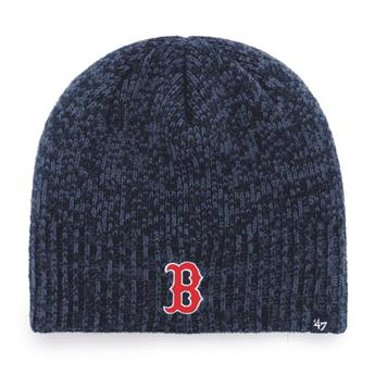 Bonnet 47 BEANIE MLB BOSTON RED SOX SHEFFIELD NAVY